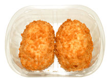 Pack Of Chicken Kiev Stock Images