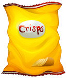 A pack of crisps Stock Image