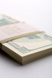 Pack of dollars Royalty Free Stock Photo