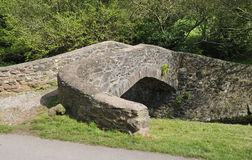 Pack Horse Bridge Stock Photography