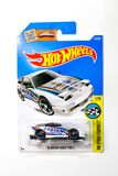 Pack of Hot Wheels die cast car model Stock Photo