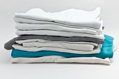 Pack of the linen Royalty Free Stock Images