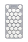 Pack of Medical Pills isolated Stock Photography