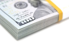 Pack of money Stock Images