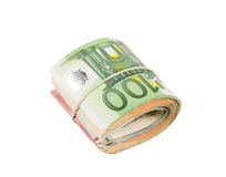 Pack of money Stock Photos