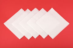 Pack of paper napkins Royalty Free Stock Photography
