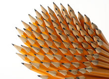 Pack of pencils Royalty Free Stock Photography