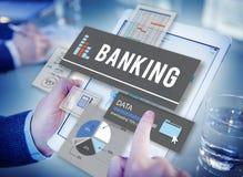 Packa ihop begrepp för finansbesparingledning Arkivfoton