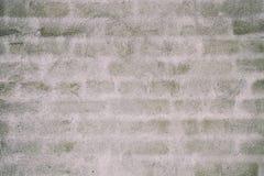 Packad vägg för grå färger arkivbild