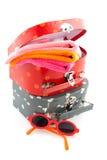 packade resväskor Fotografering för Bildbyråer