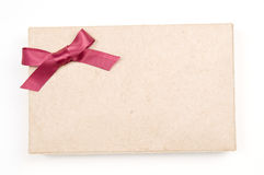 Package and Bowknot Stock Images