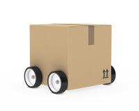 Package car Stock Photos