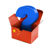 Package from China Stock Photography