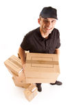 Package delivery Stock Photos