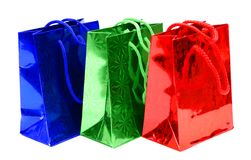 Package gift Stock Image