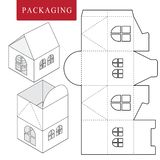 Package for object.Vector Illustration of Box. vector illustration
