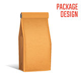Package snack bag  A Royalty Free Stock Photography