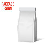 Package snack bag  A Stock Image