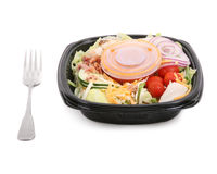 Packaged Salad Royalty Free Stock Photography