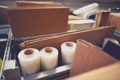 Free Packaging And Shipping Royalty Free Stock Photo - 103268745