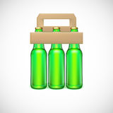 Packaging of beer Royalty Free Stock Photography