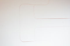 Packaging board bottom Royalty Free Stock Photos