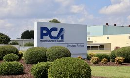 Packaging Corporation of America stock photos