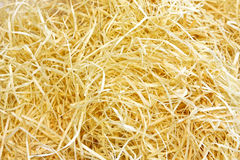 Packaging fiber Royalty Free Stock Photography