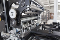 Packaging machine Stock Photography