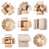 Packaging material Stock Photography