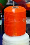 Packaging net roll Royalty Free Stock Photo