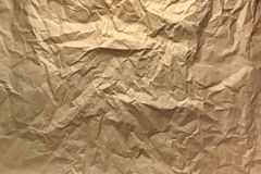Packaging Paper Textured Background. Stock Photography