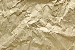 Packaging Paper Textured Background. Royalty Free Stock Photography