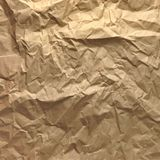 Packaging Paper Textured Background. Royalty Free Stock Images
