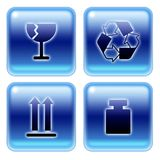 Packaging Symbols 01 Stock Image