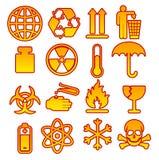 Packaging Symbols 06 Royalty Free Stock Photos