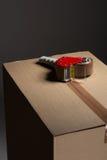 Packaging Tape Dispenser. Royalty Free Stock Photo