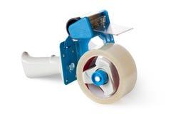 Free Packaging Tape Gun Dispenser Royalty Free Stock Photo - 28002225