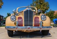1941 Packard Één Convertibele Sedan Twintig Royalty-vrije Stock Fotografie