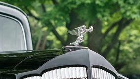 1937 Packard έξοχα 8 Στοκ Εικόνα