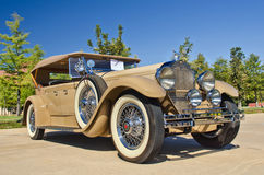 Packard, αμερικανικό κλασικό αυτοκίνητο Στοκ φωτογραφία με δικαίωμα ελεύθερης χρήσης