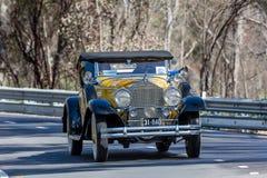 1931 Packard 840 ανοικτό αυτοκίνητο Στοκ Εικόνες