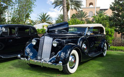 Packard 12 Royalty Free Stock Photography
