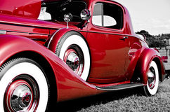 Packard 1937 Fotografia Stock