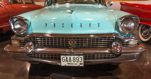 1957 Packard Royalty-vrije Stock Afbeelding