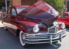 1948 Packard-Auto Royalty-vrije Stock Foto