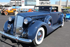 1937 Packard Automobile Stock Images