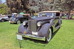 Packard Dietrich Phaeton Stock Image