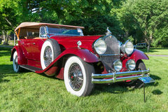 1930 Packard Royalty Free Stock Photos