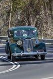 1937 Packard 1500 het Reizen Sedan Royalty-vrije Stock Afbeeldingen